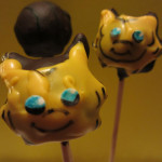 Yooyu cake pops|Cake pops de yooyus
