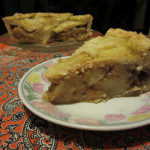 Pushing Daisies' pear gruyere pie|Pie de peras y gruyere de Pushing Daisies