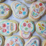 Calaverita cookies|Galletitas Calaverita