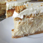 Banana Pudding Cheesecake|Cheesecake de pudding de banana