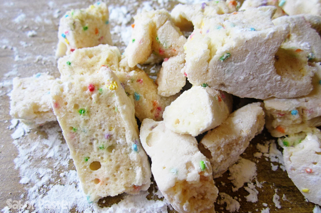 Cake Batter Marshmallows