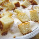 Tres Leches Cake Ice Cream|Helado de pastel de tres leches