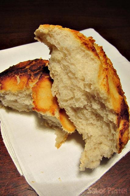 Sourdough Tiger Bread