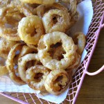 Onion Rings {Sourdough Surprises}|Aros de cebolla {Sourdough Surprises}
