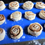 Daring Bakers 06-14: Cinnamon Rolls|Daring Bakers 06-14: Rolls de canela