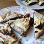 Gozleme {Sourdough Surprises}