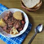 Lentil Stew|Guiso de lentejas